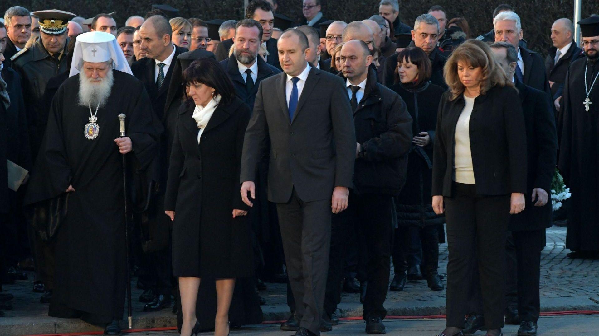 Започна възпоменателната церемония по повод 146 години от обесването на