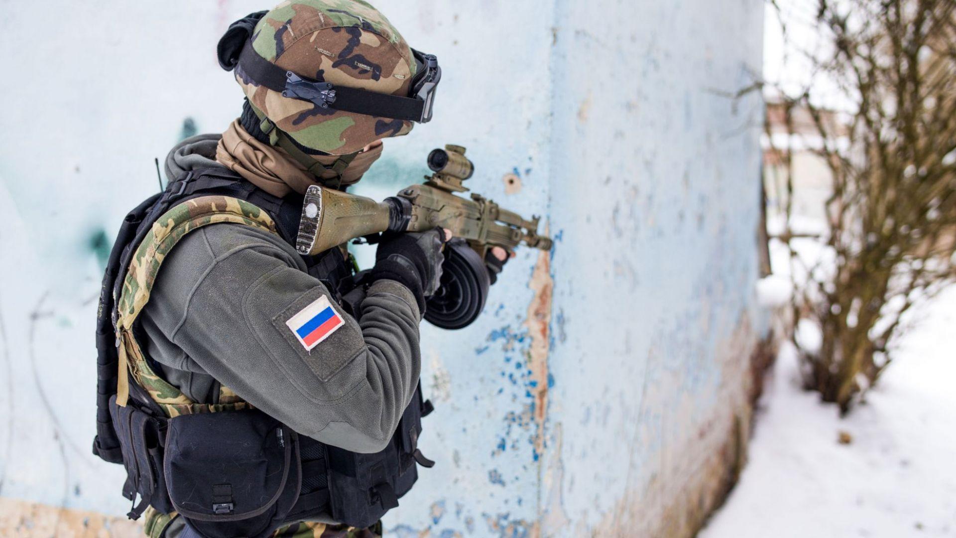 """Русия прави елитно подразделение със """"суперспособности"""""""
