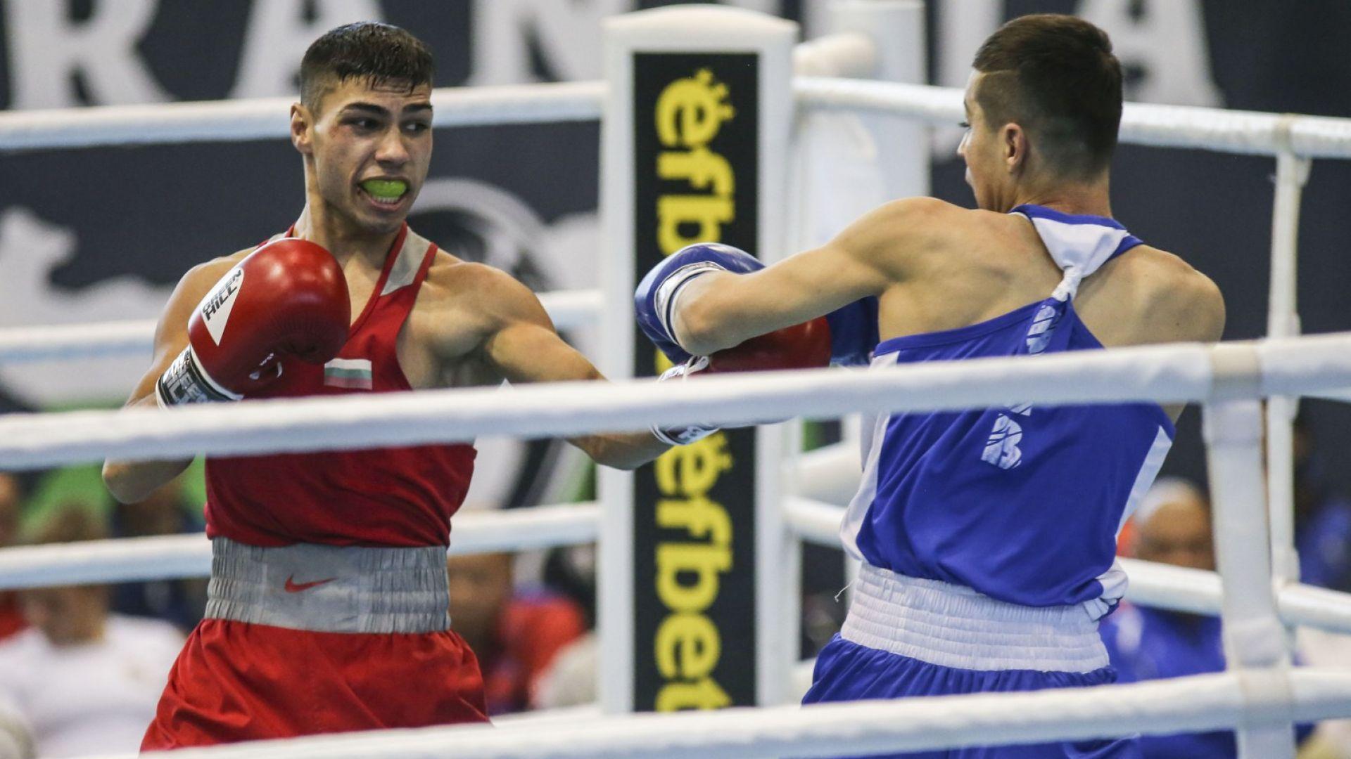 Българин ще се бие за европейска титла в бокса
