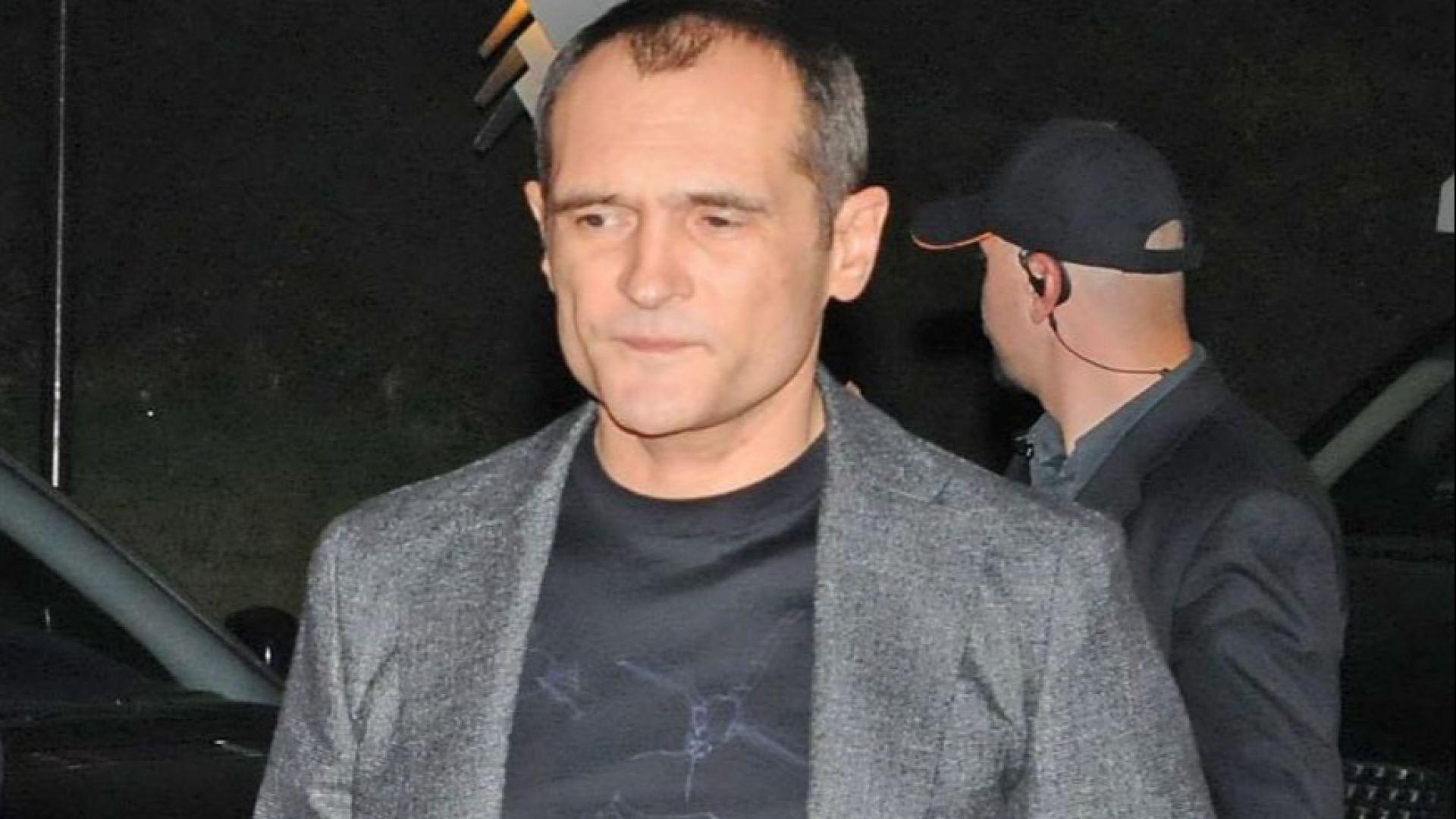 """Васил Божков вече е платил 3 млн. лв. от дълговете на """"Левски"""""""