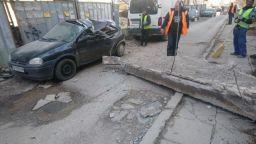Фирма купи смазания от бетонен къс автомобил в София