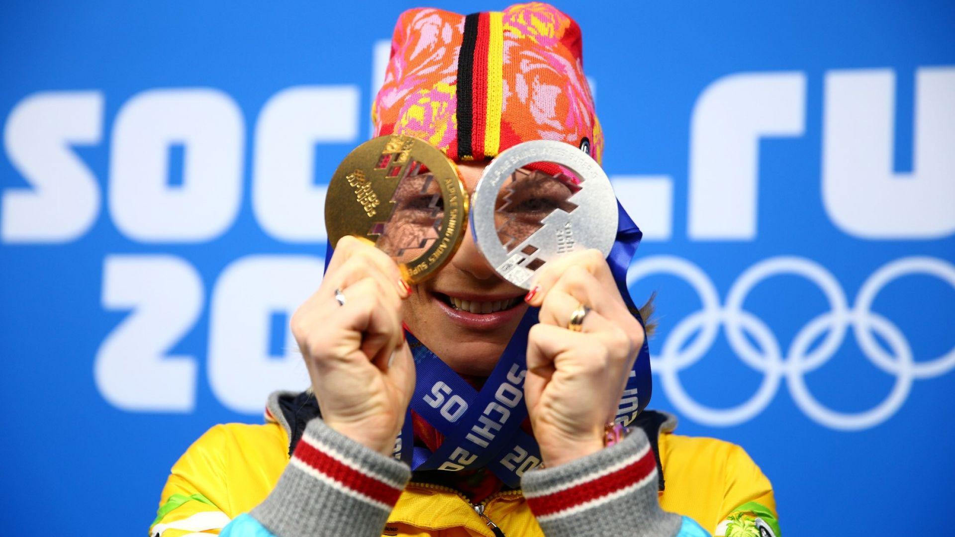 Трикратна олимпийска шампионка и куп легенди идват в Банско