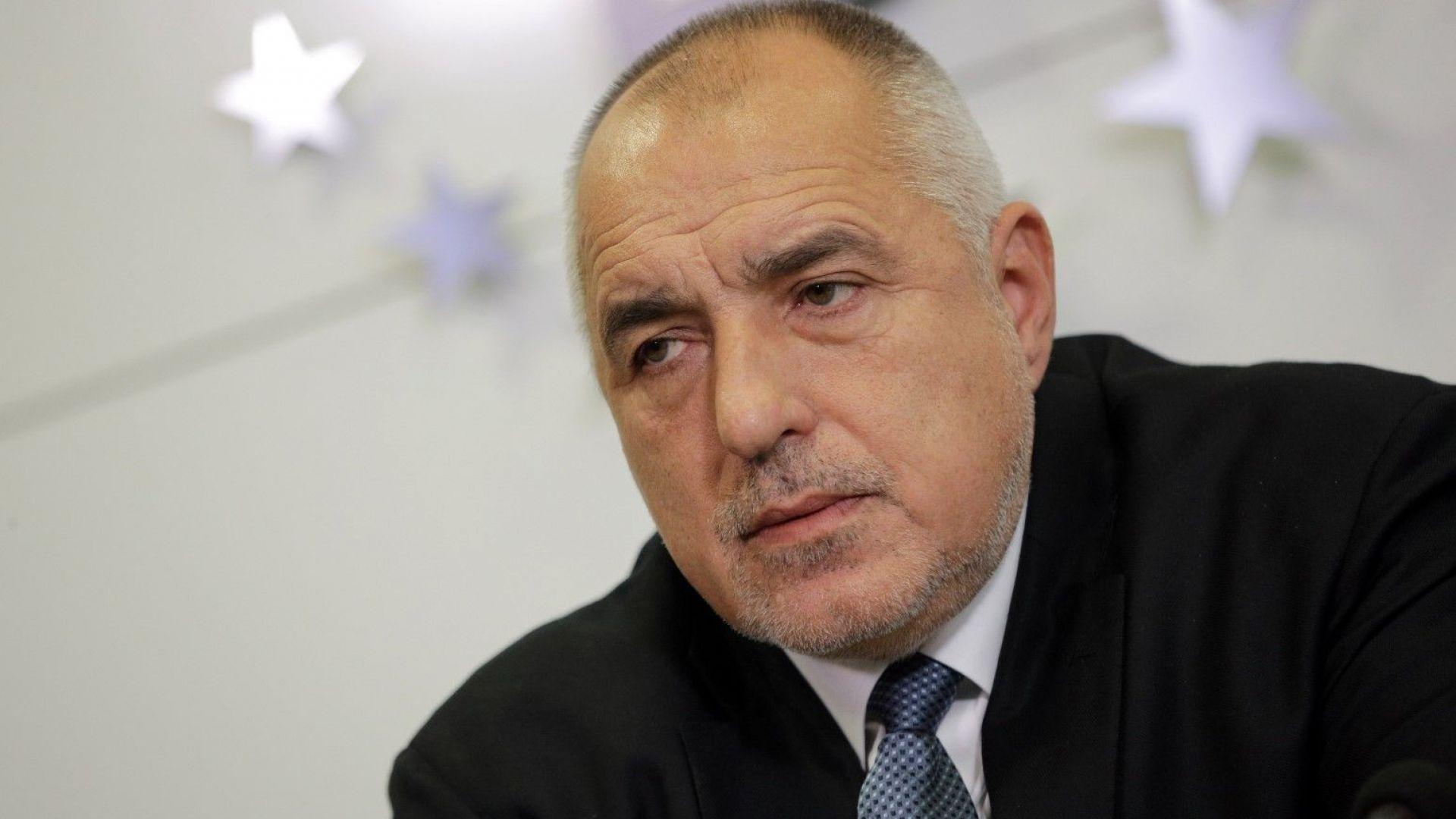 Борисов благодари на парламента за Северна Македония и нарече решението мъдро