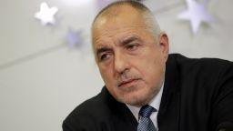Борисов благодари на парламента за мъдрото решение за Северна Македония
