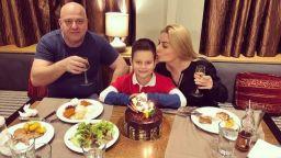 Венета Райкова и Тихомир заедно на СПА