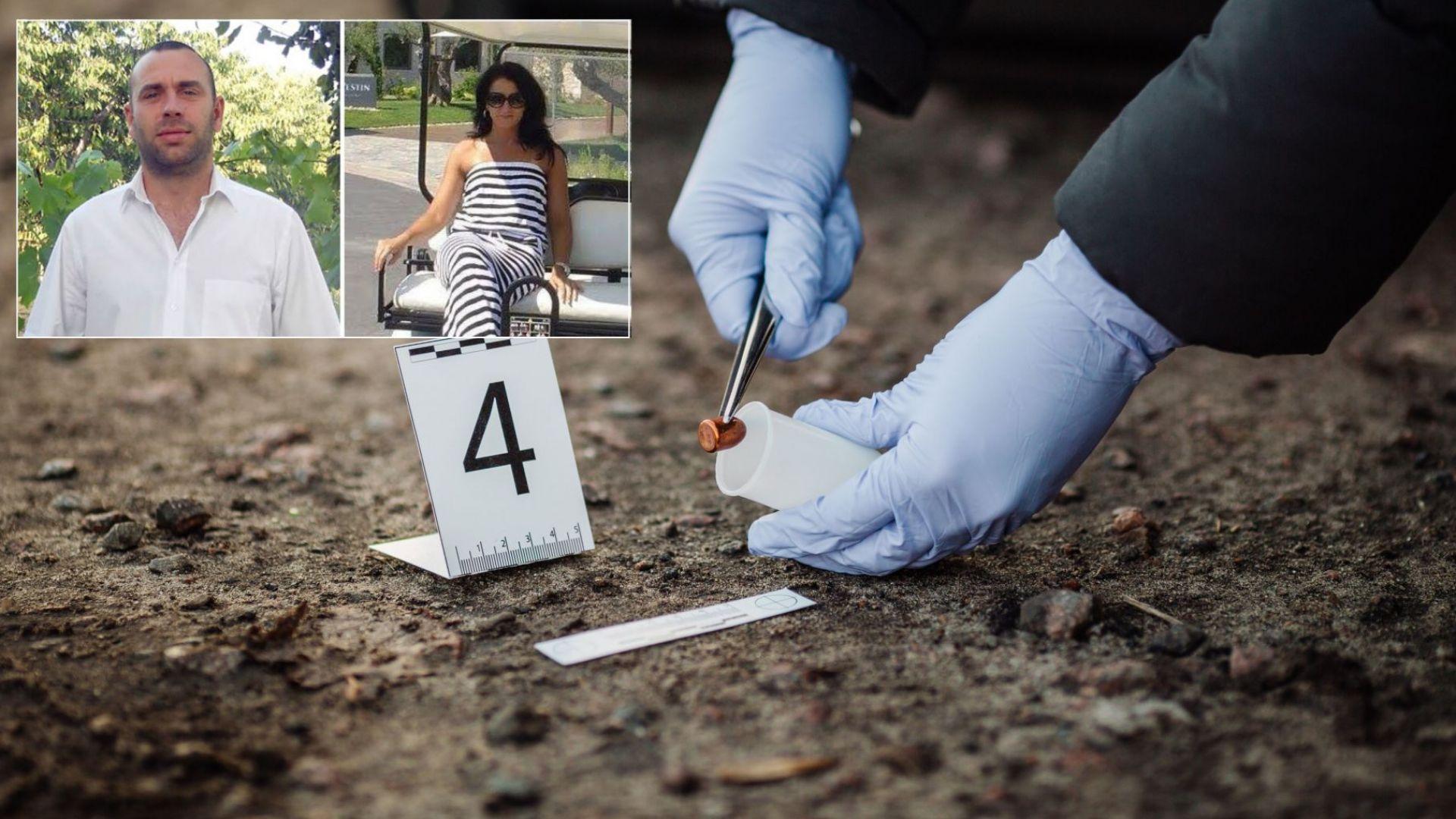 Полицаят, застрелял съпруга на любовницата си на Крит, ще лежи доживот