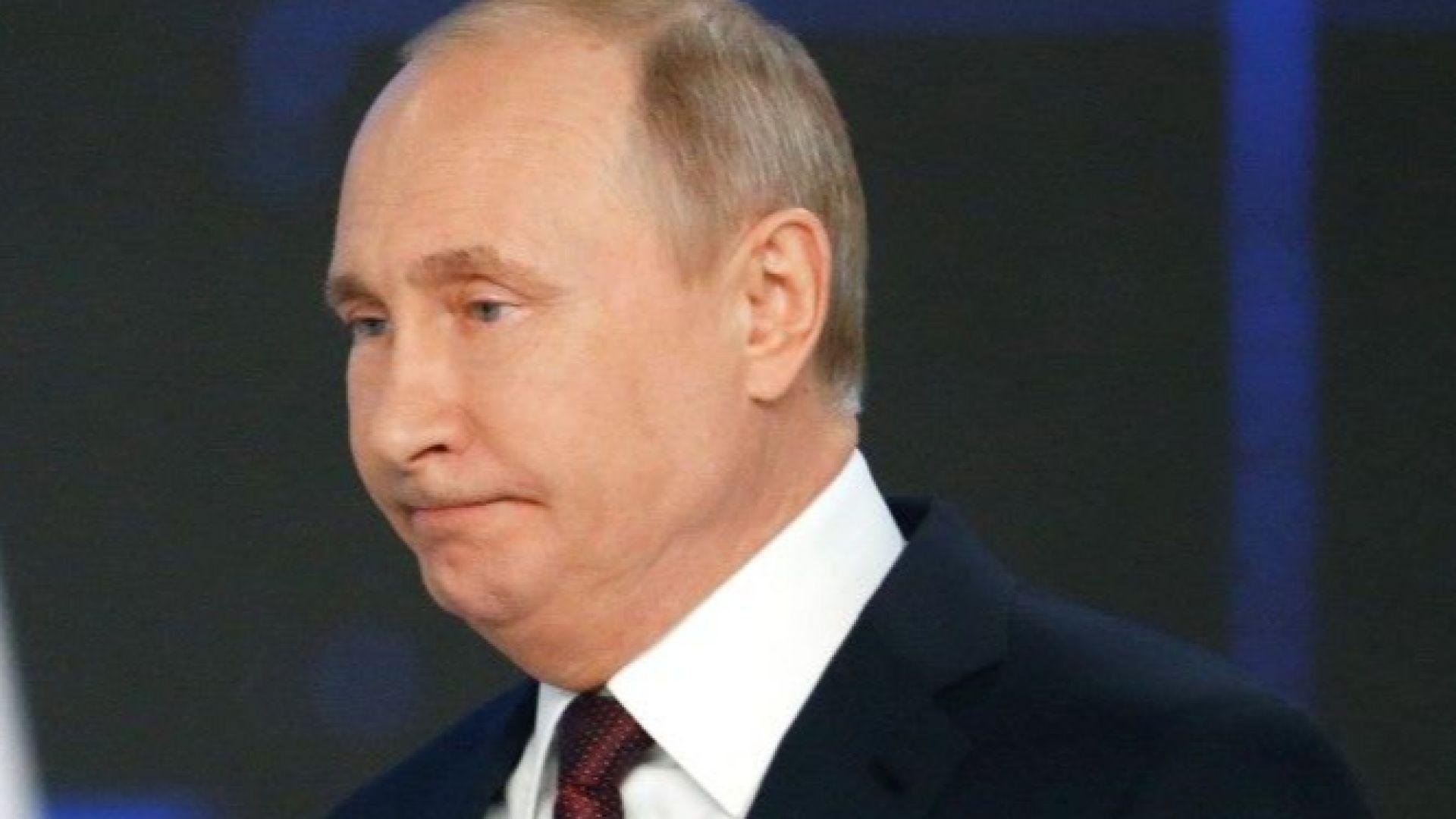 Полша не покани Путин на честванията за Втората световна война