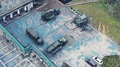 Google Earth 3D разкри секретна военна база