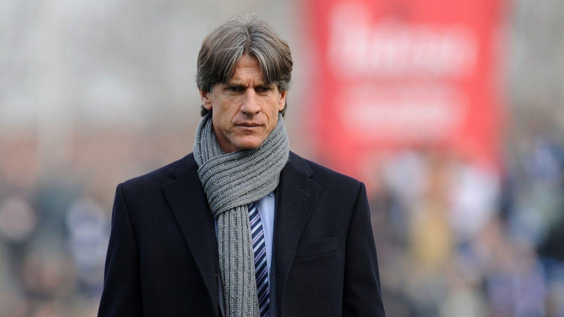 Италианец, преговарял с Левски, става шеф в ЦСКА