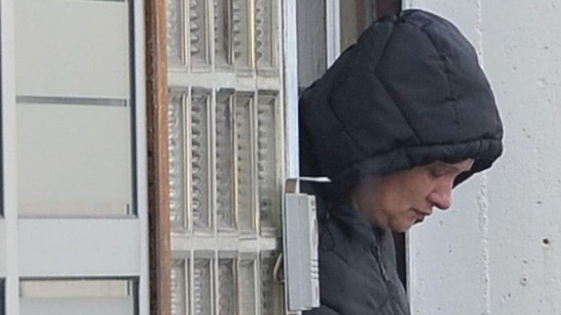 Снимка: Едномесечен арест за хърватката, която уби сестра си и я скри във фризер