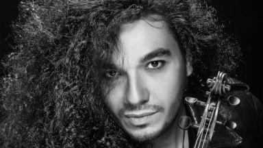 """Цигулар с """"дяволска"""" техника и рок визия идва за """"Европейски музикален фестивал"""" 2019"""