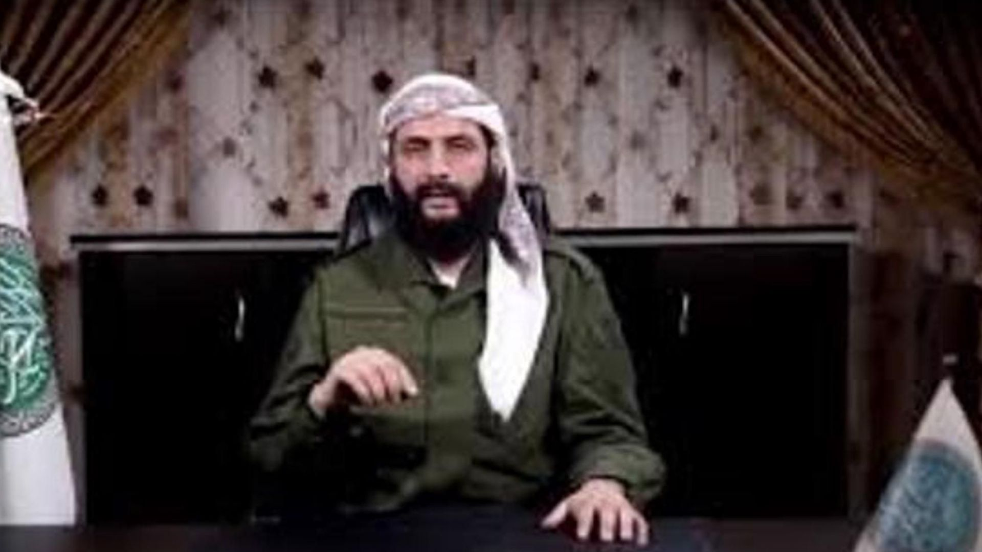 Лидерът на една от опозиционните групировки в Сирия - Абу