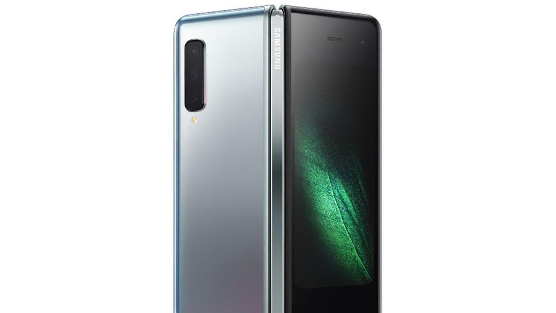 Как Samsung тества сгъваемия си смартфон