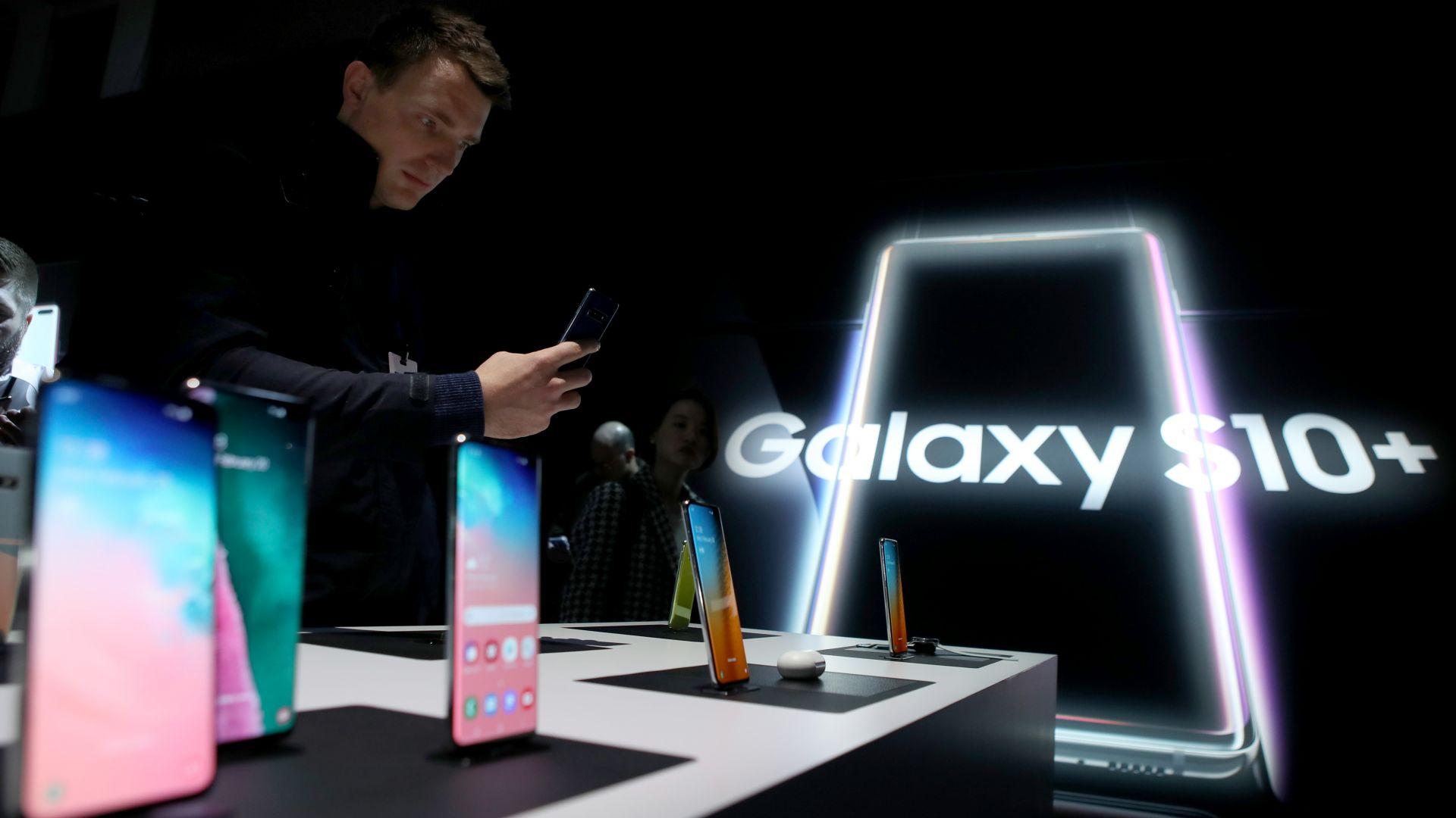 Как Samsung Galaxy S10 ще завладее флагманския сегмент