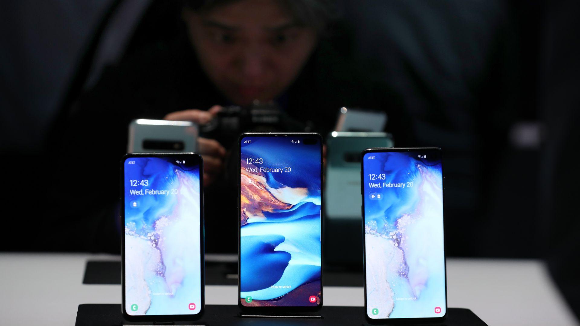 Samsung спира производството на мобилни телефони в Китай