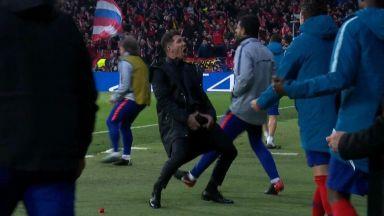 Чоло показа големите топки, а Роналдо - петте пръста (отзиви)