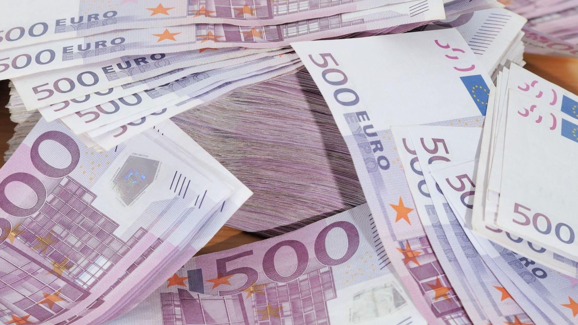 33,2 млрд. евро са изпратили граждани на ЕС извън блока, в България са влезли 459 млн.