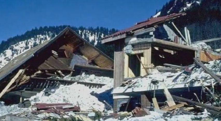 Бедствието е толкова голямо, че има не само жертви, но и много разрушения