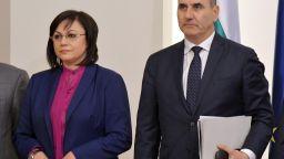 Цветан Цветанов обвини в лъжа Корнелия Нинова