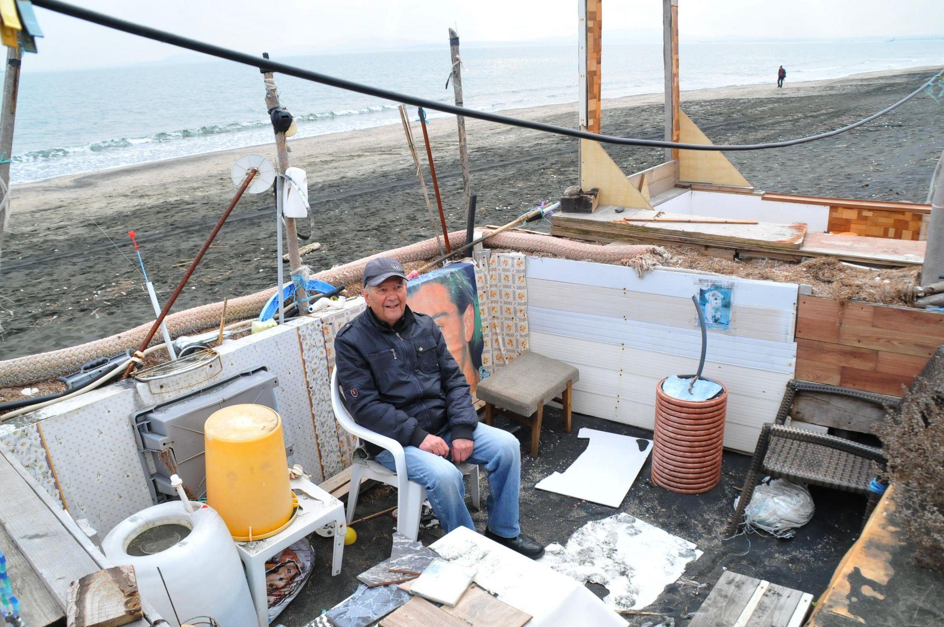 """""""Архитект"""" на обекта е 84-годишният Жеко Андреев"""