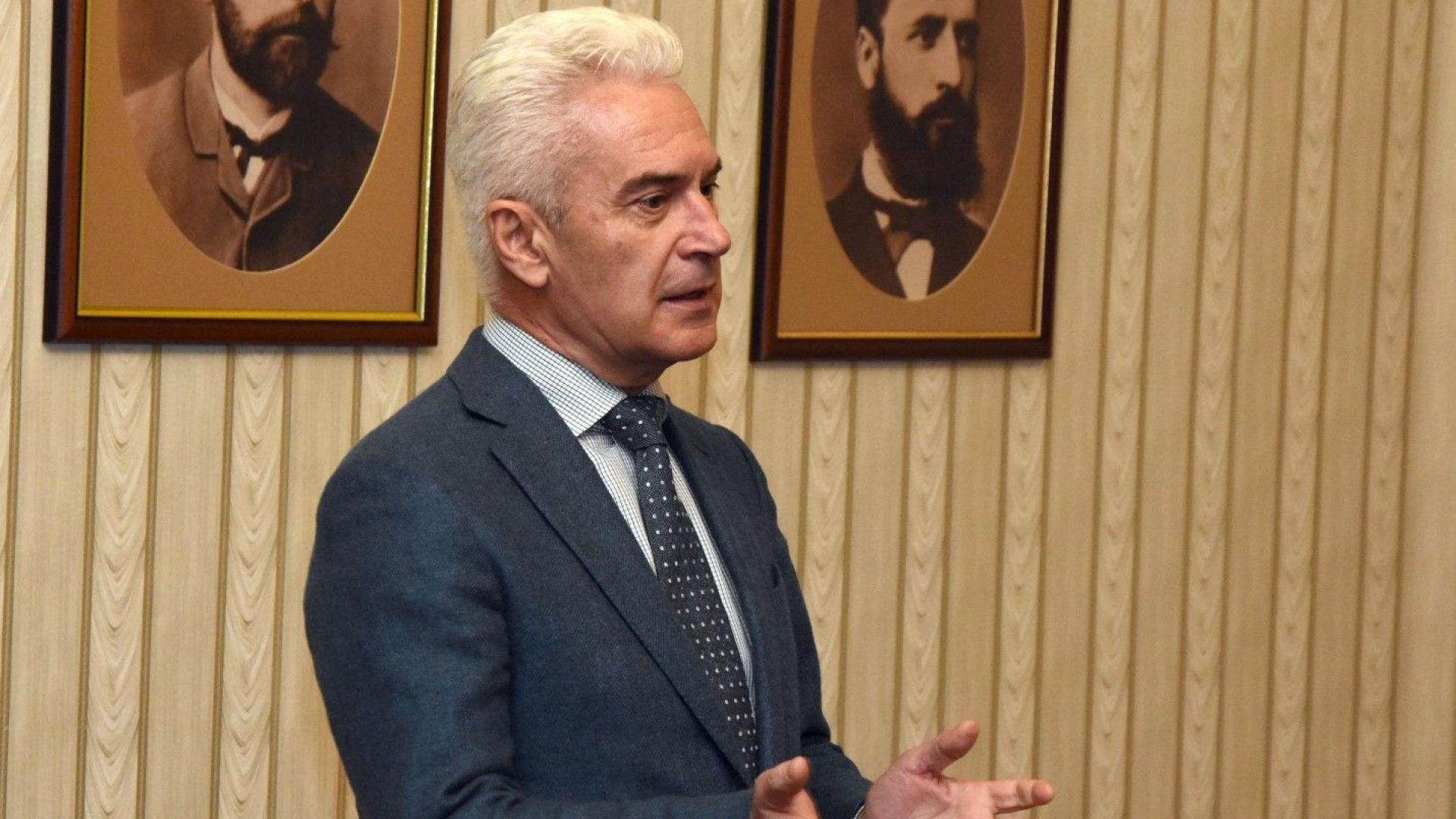 Волен Сидеров пред Dir.bg: Сега кворумът зависи от нас