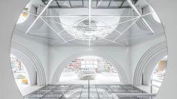 В Китай построиха книжарница - космически кораб