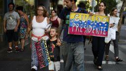 Мадуро затвори границата с Бразилия, не пуска хуманитарна помощ