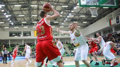 Русия ни размаза на баскетбол в Ботевград