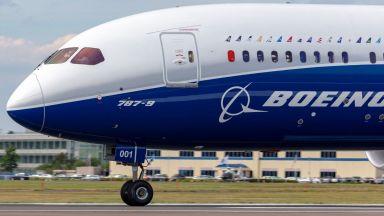Пътнически самолет надмина скоростта на звука