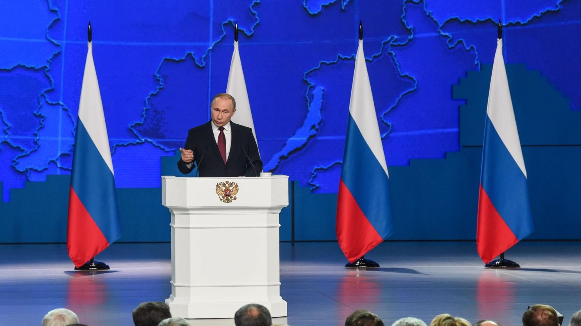 Снимка: Руски медии: Нов спад в доверието и интереса към Путин