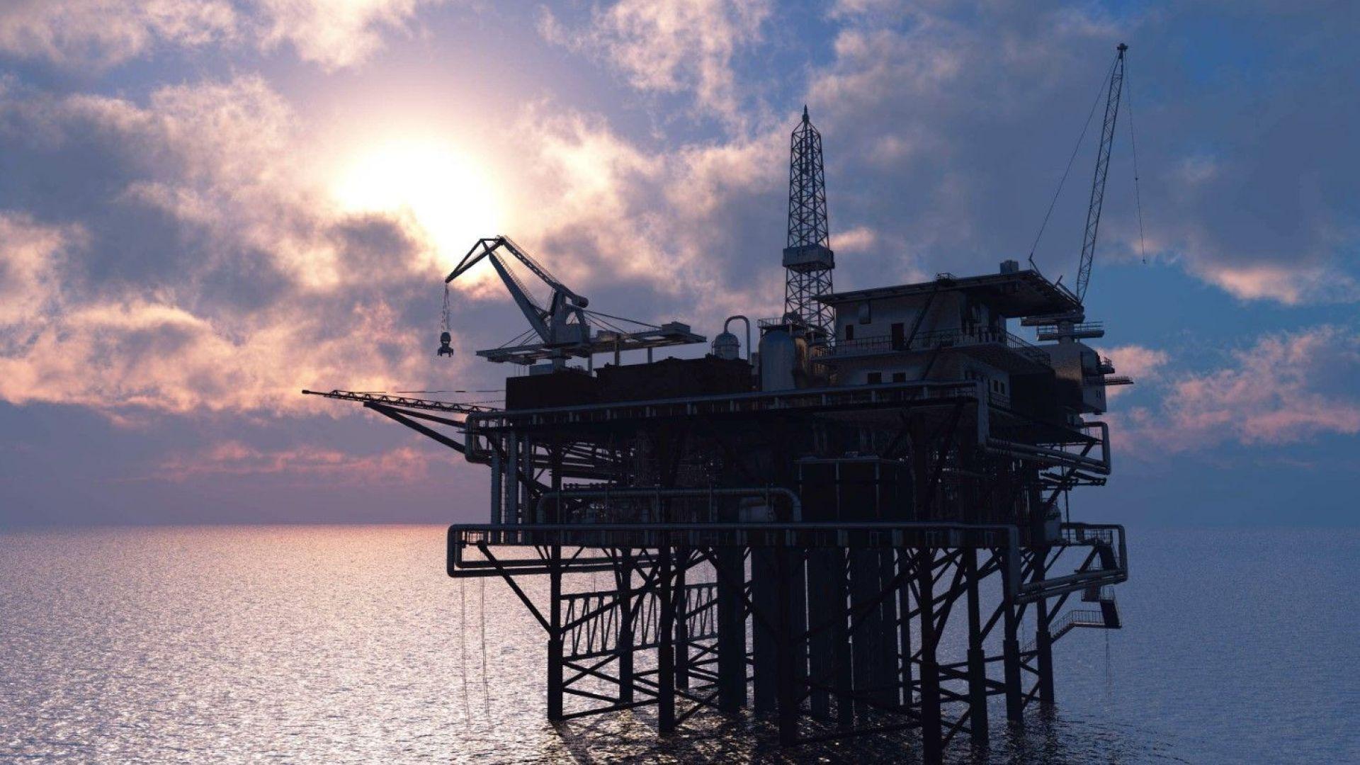 Ексон Мобил откри природен газ край Кипър