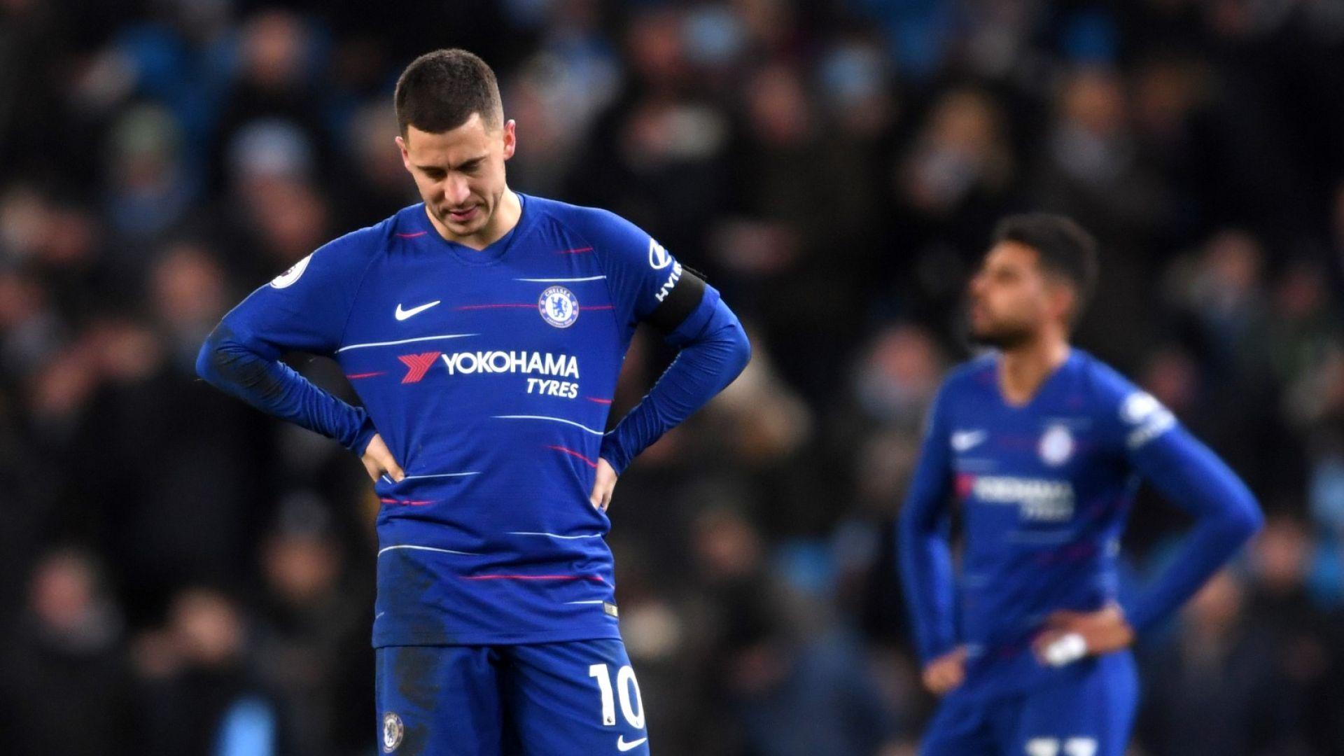 Сагата приключи: Еден Азар се сбогува с Челси