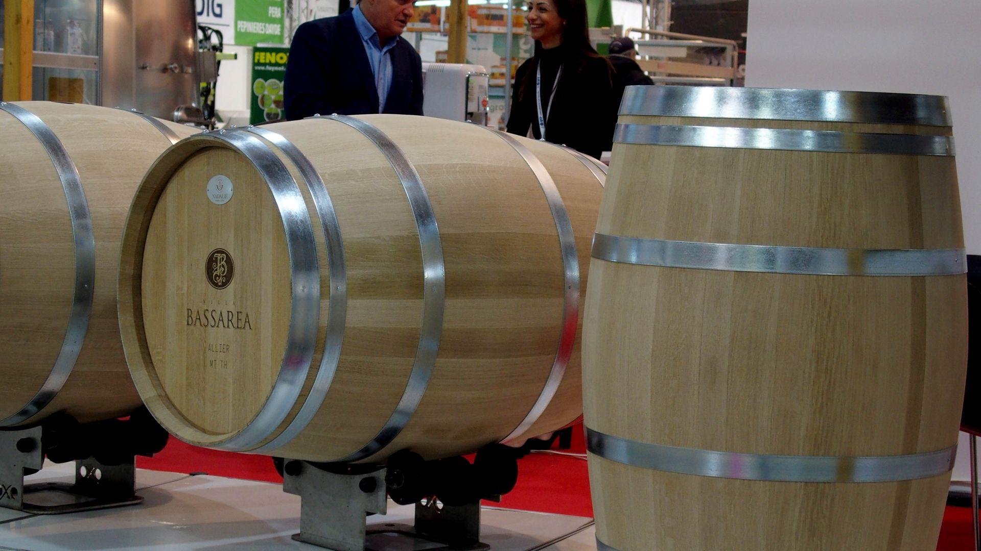 Винопроизводители от дунавския район с международно изложение в Русе
