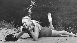 """Фантастични фотографии от дъното на езерото във филма """"Тарзан"""""""