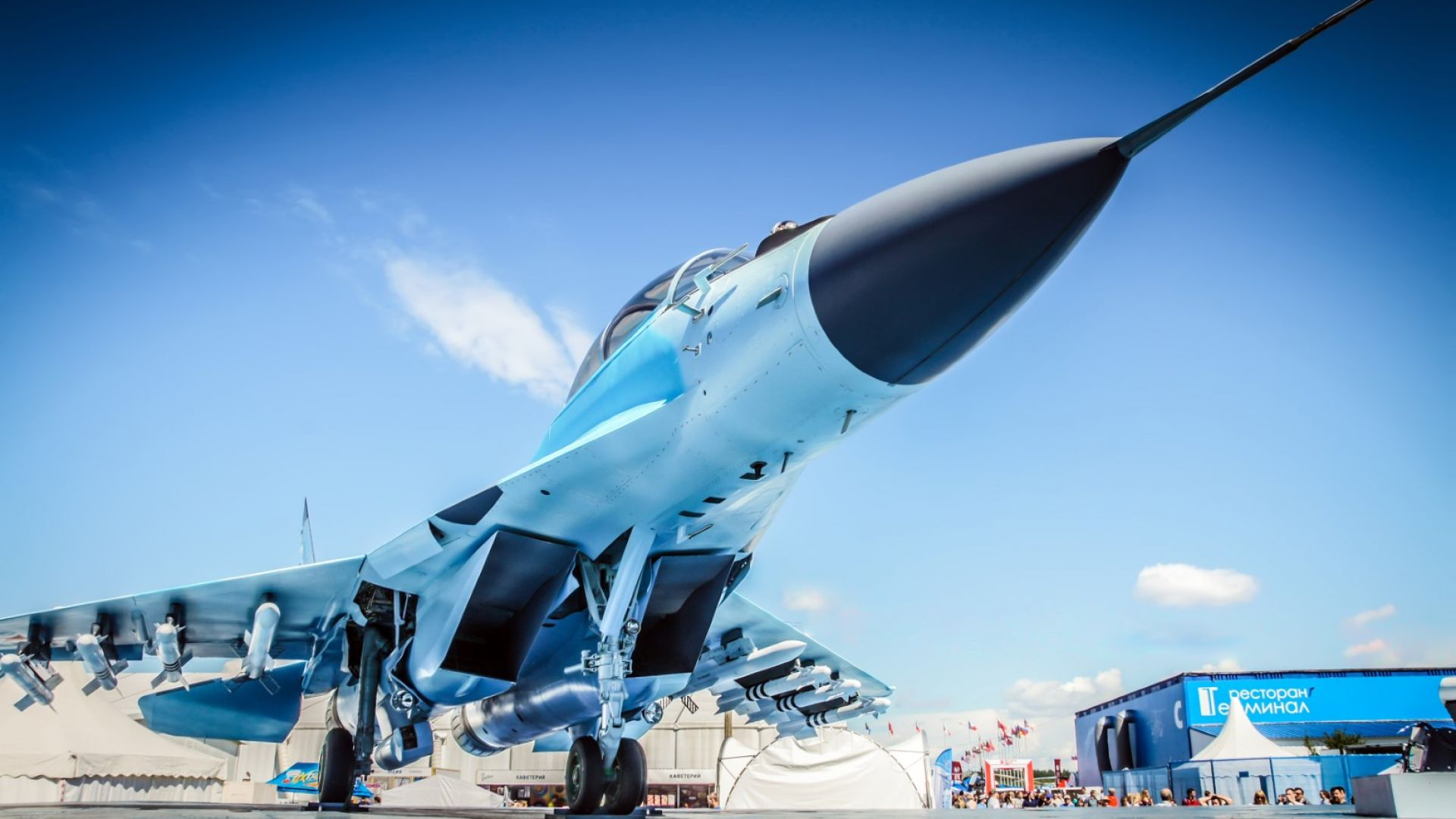 Пръвръщат МиГ-29 в цивилен бизнес самолет