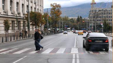 Няколко хиляди пешеходци глобени за неправилно пресичане