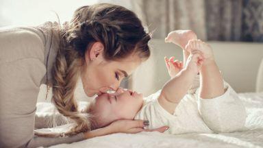 С бебе у дома: 5 неща, без които не можем