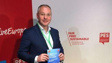 Сергей Станишев: Ние казваме и искаме социална Европа