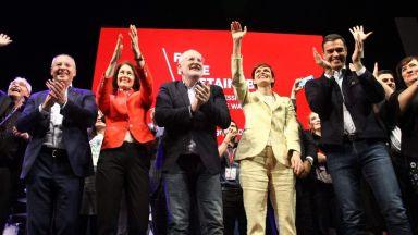 Европейските социалисти тръгват към изборите през май с нов социален договор за Европа