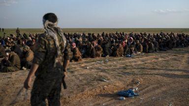 Какво знаем за пленените джихадисти в Сирия