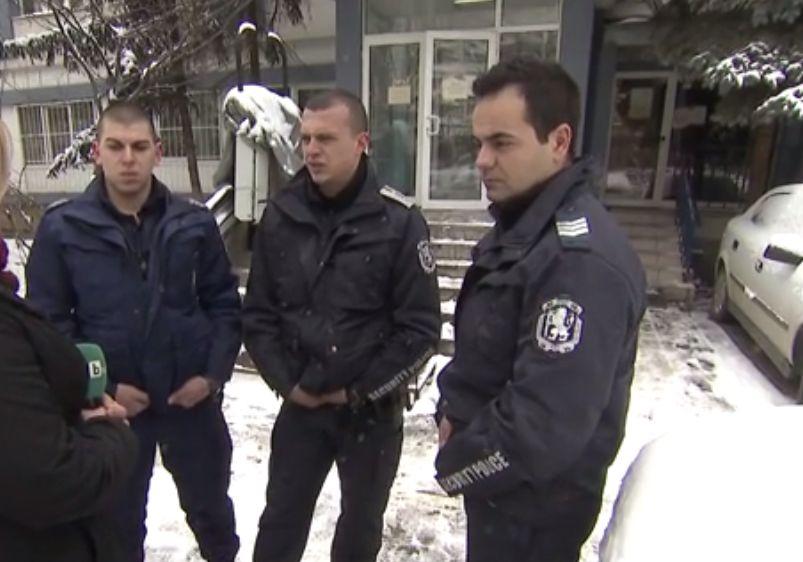 Пострадалите полицаи говорят за инцидента
