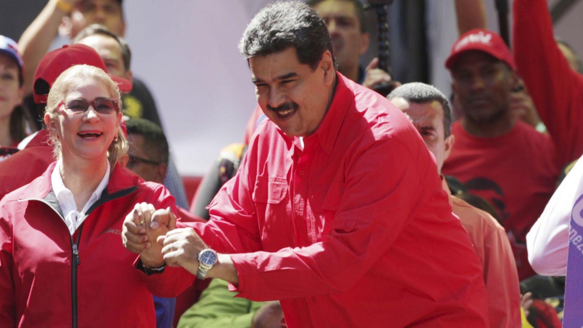 Мадуро скъса дипломатически отношения с Колумбия