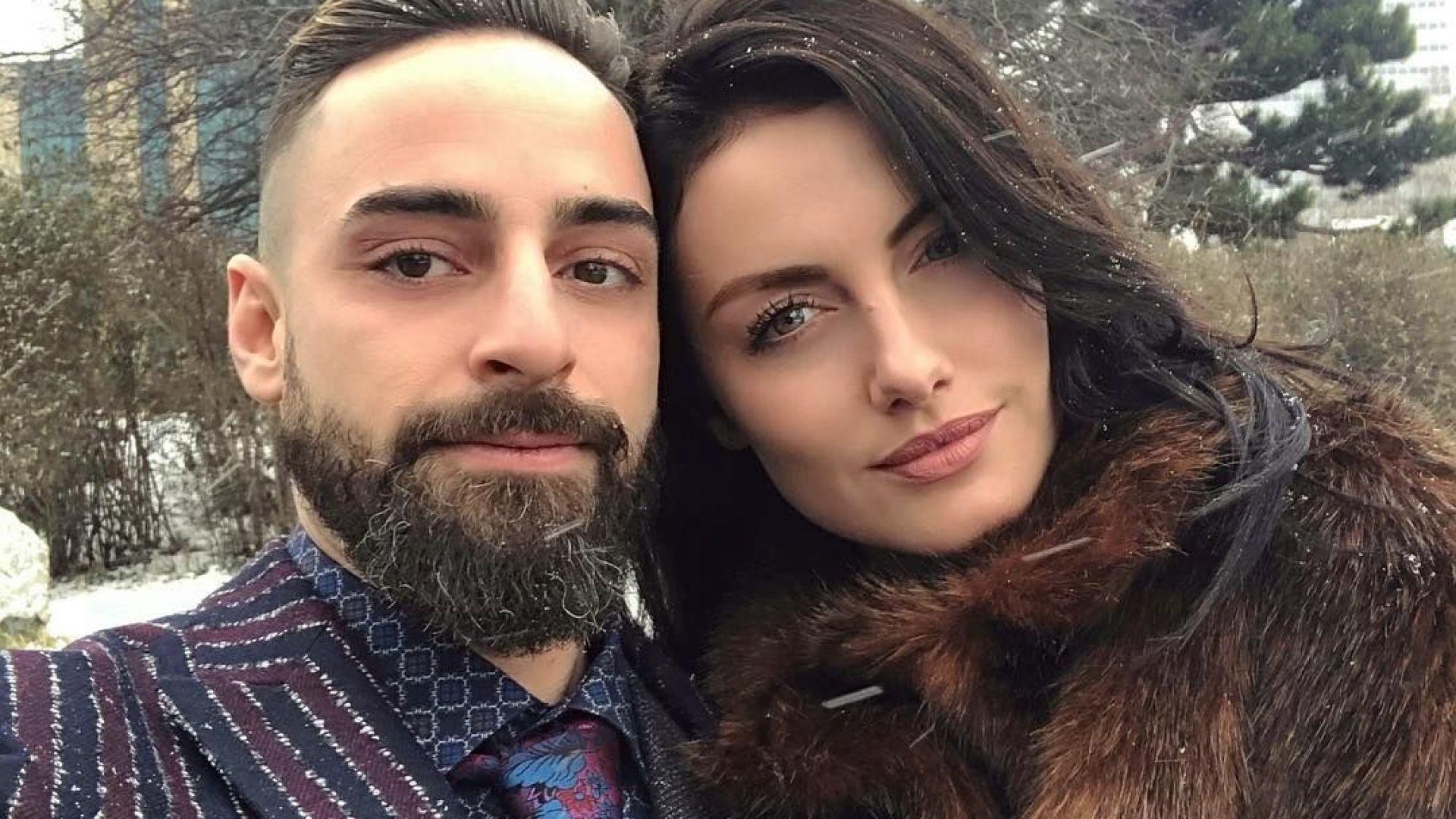 """""""Мис България"""" Марина Войкова: Чувствам се защитена и сигурна с Давид"""