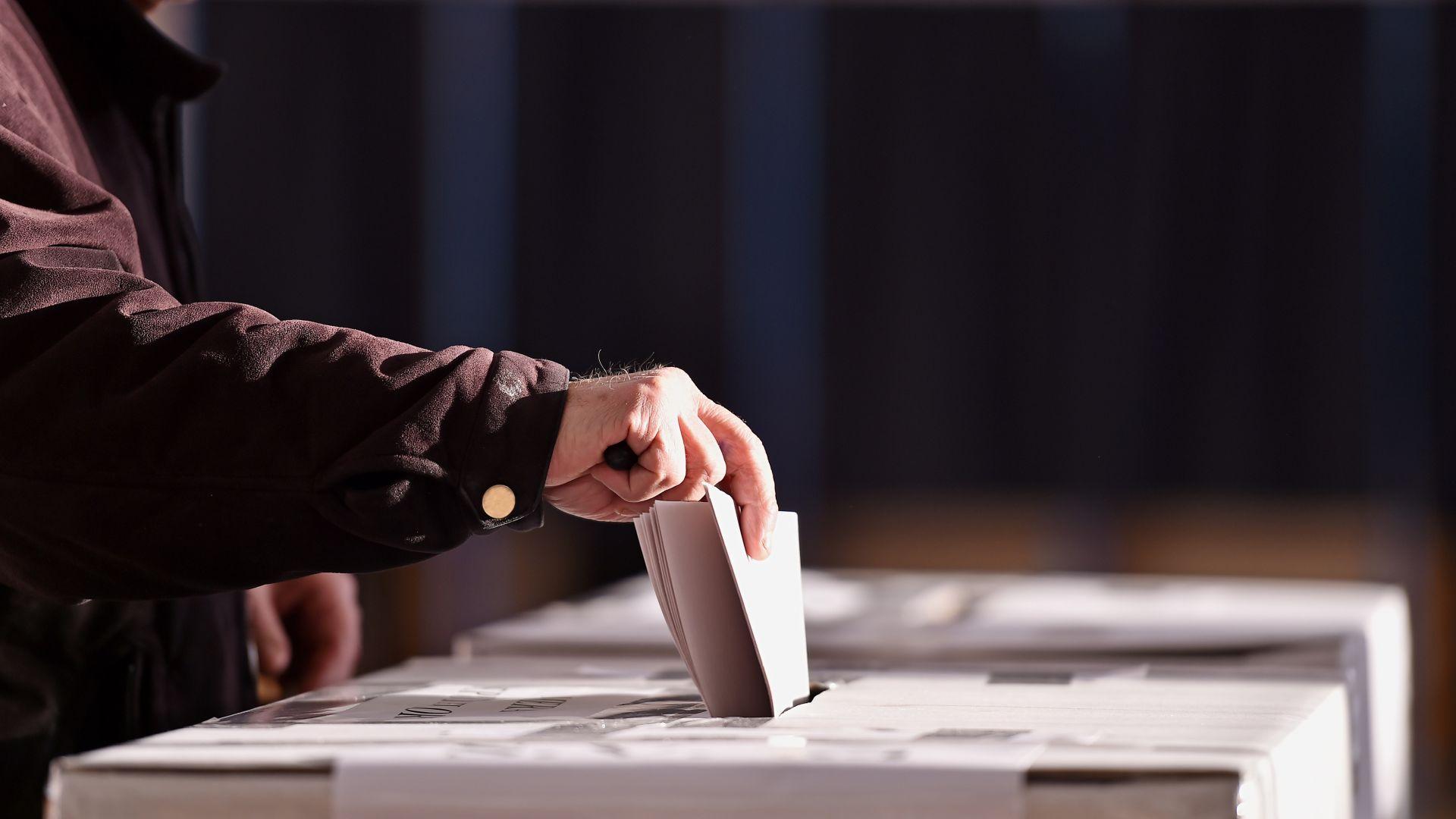 Проучване: 80% от избирателите на ГЕРБ и БСП вече са на крак за евровота