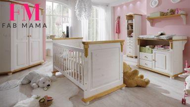 Красива и функционална стая за бебето в няколко лесни стъпки