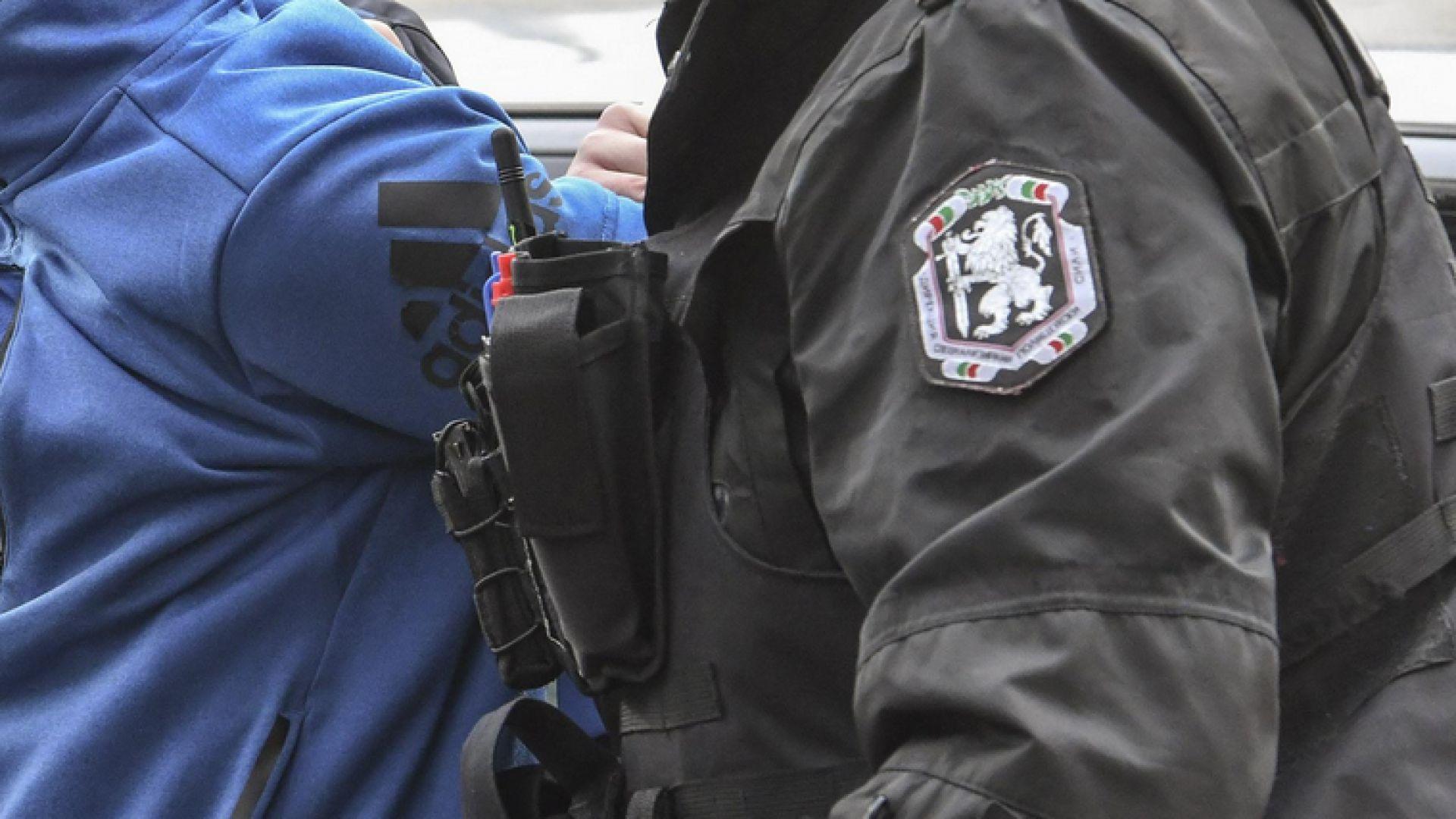 Среднощен екшън в Бургас при залавянето на избягал затворник