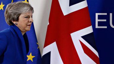 Тереза Мей обяви: Решителният вот за Брекзит ще е до 12 март