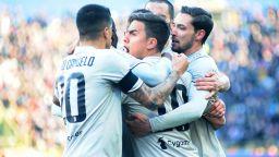 Юве игра слабо, но забрави за малко срама от Мадрид