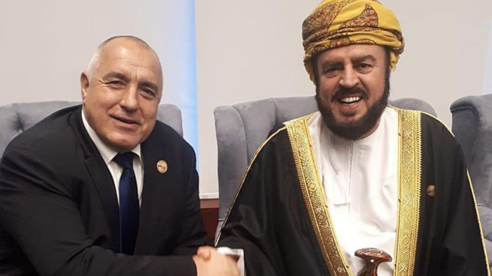 Борисов:  Работим добре с  Турция и Египет, Косово и Сърбия, Иран и Израел