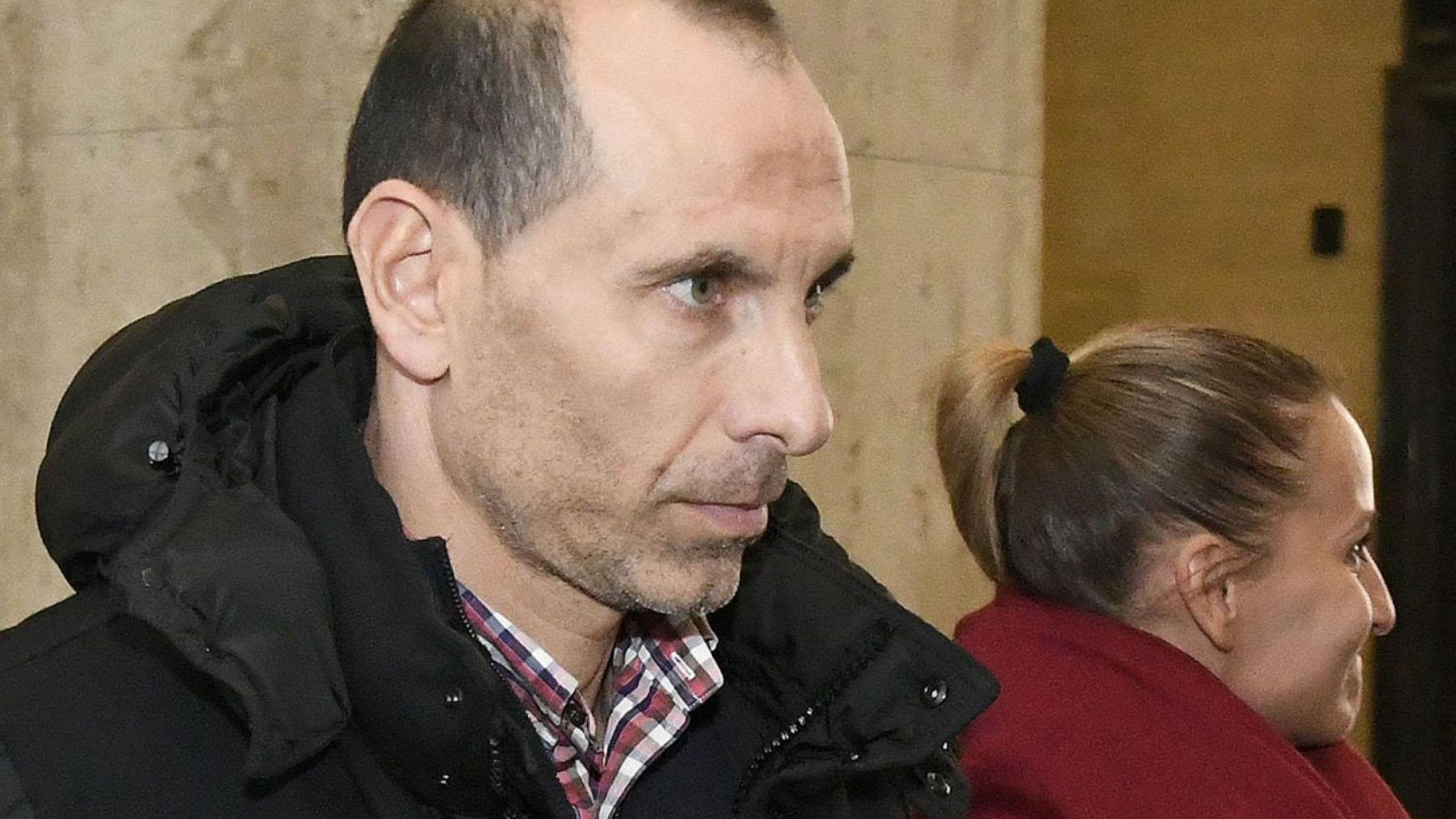Съдът спря делото на Мартин Петров за източените му 3,8 млн. лв.